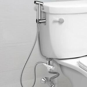 Diaper Toilet water Sprayer Personal Hygiene alternative paper towel Bidet wash