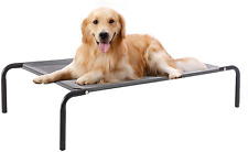 New listing Western Home Wh Elevated Dog Bed cot, Raised Portable Pet Beds for Extra Large &