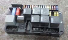 RANGE ROVER L322 REAR BOOT LUGGAGE COMPARTMENT FUSE BOX YQE500340