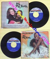 LP 45 7'' DIANA ROSS It's my turn Together 1980 usa MOTOWN M 1496F no cd mc dvd