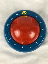 2004 Cranium Hoopla Game Replacement 15 Minute Countdown Timer Blue Tested
