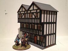 28mm set of 5 Timber frame building kits.