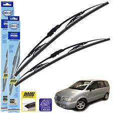 Se adapta a Bosch Aerotwin Opel Vivaro Plus Frontal Limpiaparabrisas Cuchillas