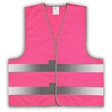 easyMesh® Signalweste Warnweste pink/magenta (Unisize) XL/XXL