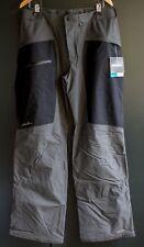 Eddie Bauer First Ascent Telemetry Freeride Ski PantsTall L New Waterproof Gray