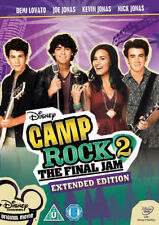 Camp Rock 2 - The Final Jam: Extended Edition DVD (2010) Demi Lovato