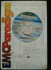 Emc Paradigm Third Edition Pharmacology for technicians Exam View Test Generator