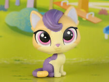 Littlest Pet Shop Pets In The City No.47 Floretta Fluffball Cat