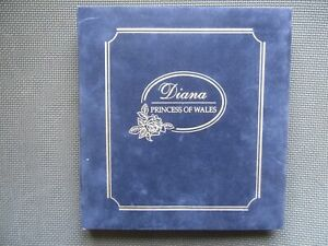 Diana Princess of Wales 1997 Great Britain First Day Covers Collection 03/02/98