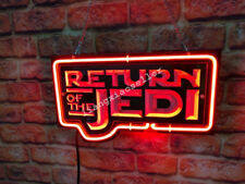 Star Wars Return Of The Jedi 3D Acrylic Beer Bar Pub Real Neon Sign light