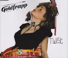 GOLDFRAPP: TWIST – 3 TRACK CD SINGLE