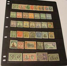 BRITISH AFRICA, Southern Rhodesia, range of 69 older stamps.