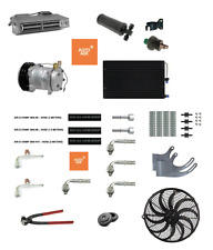 COMPLETE UNDER DASH AIR CONDITIONING KIT - COOL ONLY HOLDEN FORD CHEV