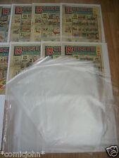 "100 x 17 1/2"" X 14"" STORAGE BAGS FOR NEWSPAPERS, BEEZER COMICS ETC - SIZE P"