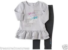 2 Piece Calvin Klein Leggings & Tunic Top Set ~ Size 12 Months ~ NWT MSRP $44.50
