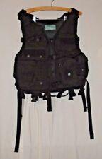 London Bridge Trading 1620a/r Tactical Flotation Vest *sz Adult * Black*