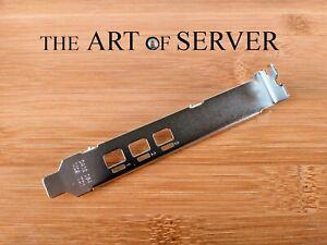 Full Profile / Full Height PCI Bracket for Nvidia Quadro P400