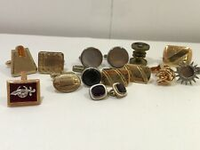 Mixed Lot Cuff Links