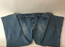 Old Navy Jeans 18 Short Women Sweetheart Straight Leg Whiskered Mid Rise Bootcut