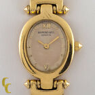 Raymond Weil Women's 18k Yellow Gold Electroplate Othello Quartz Watch 5870