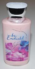 Bath & Body Works Be Enchanted Body Lotion 8 FL OZ Shea Vitamin E Signature NEW