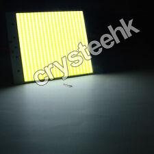 1 Pc Universal Panel Light 300W 600 COB LED White V12 Bright Lamp 210 X 180 mm