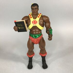 Custom He-Bro made to fit with He-man Masters of the Universe classics
