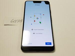 Google Pixel 3 XL G013C - 64GB - Just Black (Sprint) (6013A)