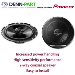 Pioneer TS-G1720F 17cm 2-Way Coaxial Car Speakers PAIR