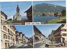 (5237) Ansichtskarte ARTH am See (Zugersee)
