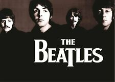 BEATLES A3 POSTER PRINT PICTURE A566