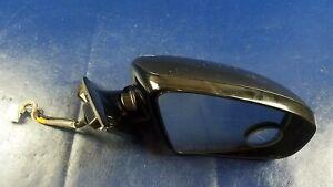 INFINITI FX35 FX50 RIGHT PASSENGER SIDE VIEW DOOR MIRROR W/O CAMERA BLUE # 62314