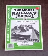 Model Railway Journal No.38.1990. IMREX & Expo 2mm. Preowned in Good Condition