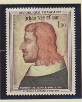 France Stamp Scott #1084, Mint Lightly Hinged