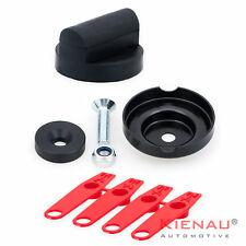 Set Wagenheber Adapter für Audi TT R8 RS A6 7 + Reifenkennzeichnungsset + Teller