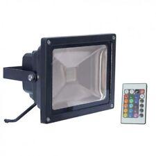 Aluminum 1 Light RGB Outdoor Floodlights & Spotlights