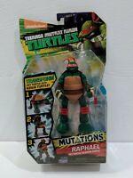 Teenage Mutant Ninja Turtles Mutations Pet To Ninja Raphael Action Figure TMNT