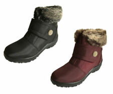 Velcro Wedge Snow, Winter Boots for Women