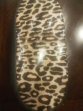 Mac Leopard Print Small Make Up Case