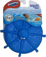 Swimways Blue Squid Disk Children's Pool Outdoor Toy 3 Years+ New