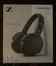 Sennheiser Hd 450Bt Noise-Canceling Wireless Over-Ear Headphones (Black)