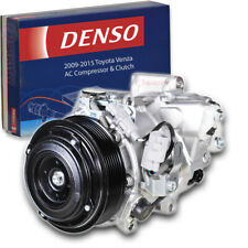 Denso Ac Compressor & Clutch for Toyota Venza 3.5L V6 2009-2015 Hvac Air rq