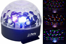 "LED ""PARTY-ASTRO6"" Jelly Ball Party Disco Lichteffekt mit 6x 1 Watt RGBAWP LED's"