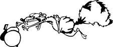 Sticker Age de Glace 102 Scrat - 135x57 cm