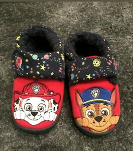 Mark & Spencer M&S Paw Patrol Nickelodeon Toddler shoes size 5