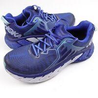 HOKA ONE ONE Gaviota 2 Mens 9.5  D Running Shoes Hiking Trail m100 Insoles