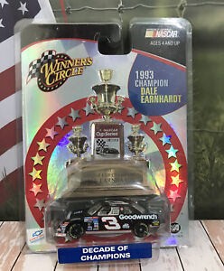 Car 1:64 Diecast WC 2003 Dale Earnhardt Sr. 1993 Cup Champion Goodwrench Chevy