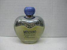Moschino Toujours Glamour 3.4 oz 100ml EAU DE TOILETTE SPRAY NEW & TSTR