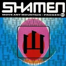 The Shamen – Move Any Mountain - Progen 91 CD Epic – 49K 74043