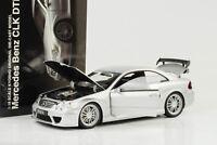 Mercedes-Benz CLK DTM AMG Coupe DTM Street C209 silber 1:18 Kyosho
